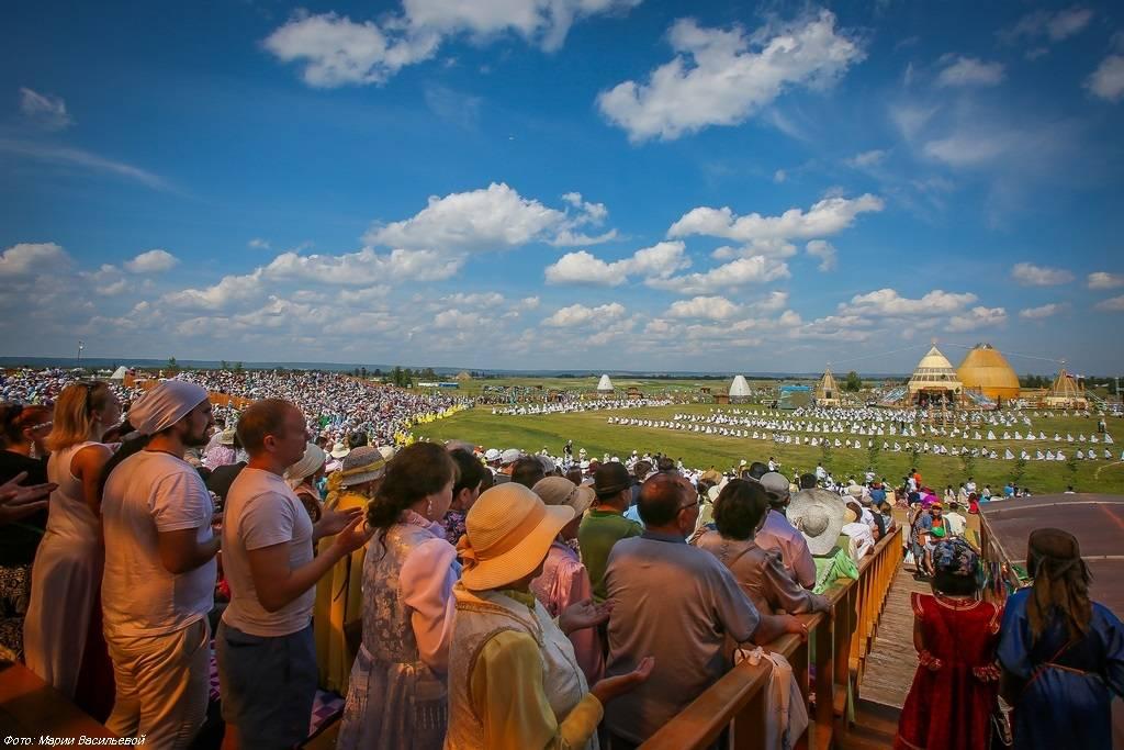 ПРОГРАММА Национального праздника «ЫСЫАХ ТУЙМААДЫ-2018»