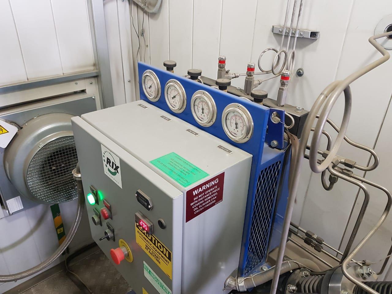 Ассоциация строителей АЯМ осуществляет поставку кислорода технического назначения