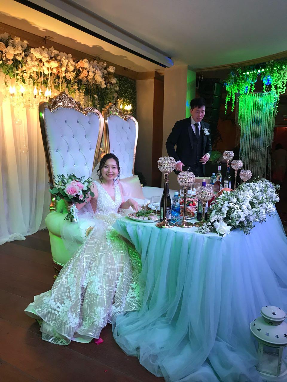 Свадьба сына Павла Пинигина
