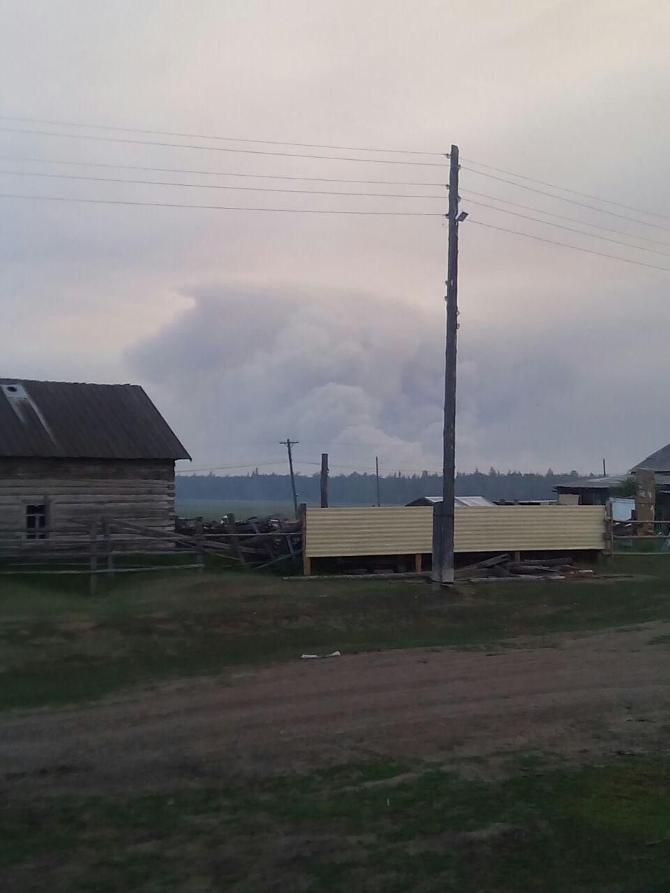 На территории Нюрбинского района зарегистрировано 22 лесных пожара