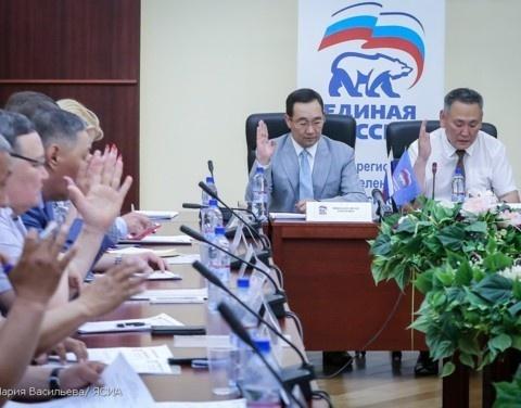 Айсен Николаев примет участие в праймериз «Единой России» на пост главы Якутии