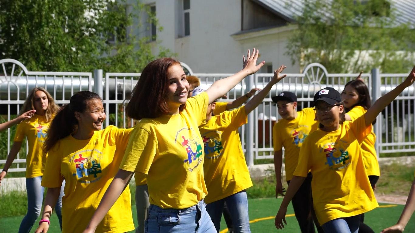 Детский центр провел спортивные соревнования «Старты Надежд»