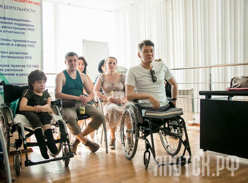 Руководство Якутска встретилось с активистами Всероссийского общества инвалидов