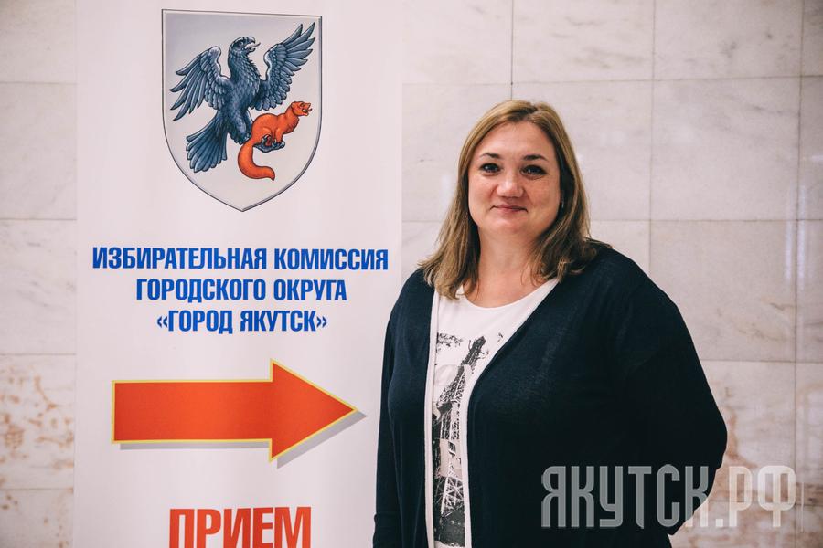 Завершился прием документов для регистрации кандидатов на должность главы города Якутска