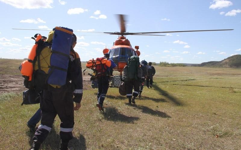 В Жиганском районе разыскивают пропавшего без вести геолога