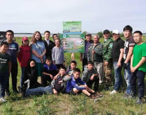17 лет экологическому лагерю «Сардаана» Нюрбинского района