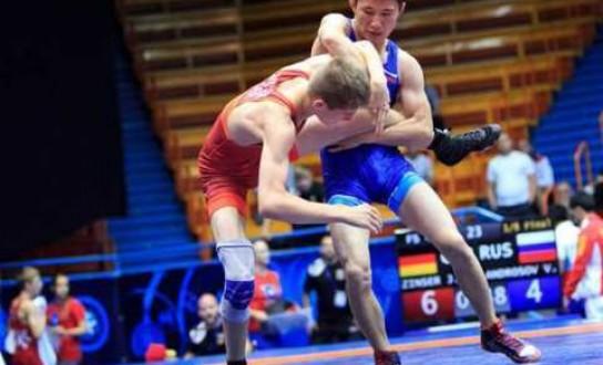 Якутянин Валерий Андросов завоевал бронзу первенства мира