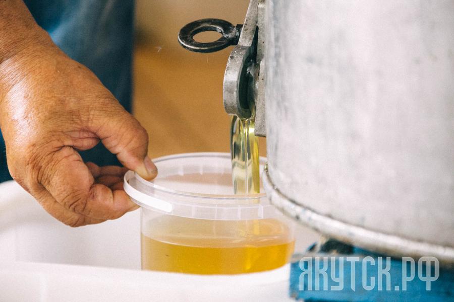 Местное производство: Якутский мед самый вкусный!