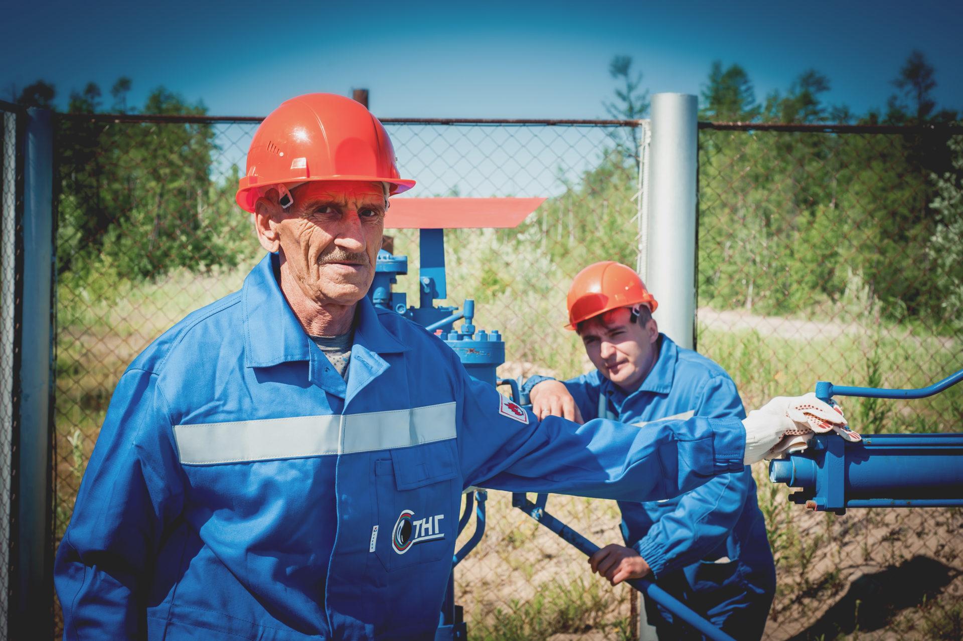 Сахатранснефтегаз: гордимся своими рабочими