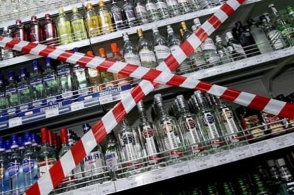 В четырех населенных пунктах Олекминскогорайона введен запрет на продажу алкоголя