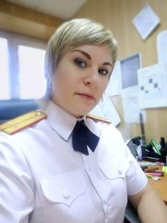 Старший следователь Мирнинского  следственного отдела: Следователя-женщину ничем не напугаешь.