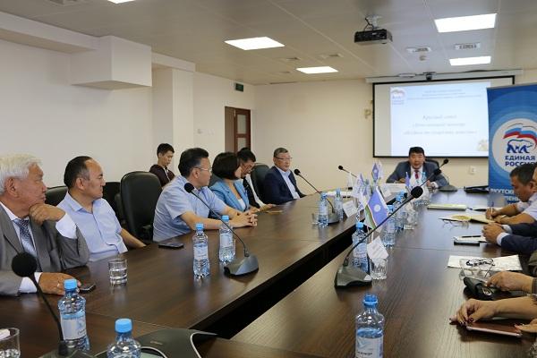 Законопроект об изменениях пенсионной системы обсудили на площадке Партии в Якутске