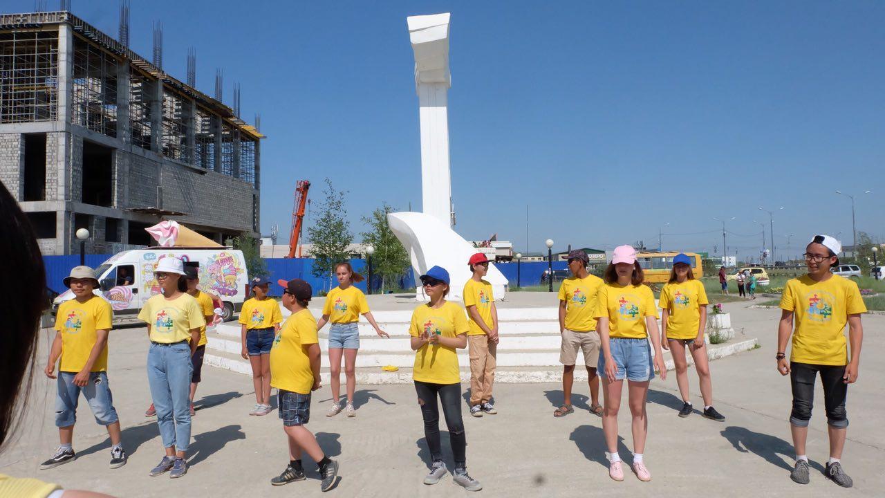 В Гагаринском округе прошел фестиваль мороженого