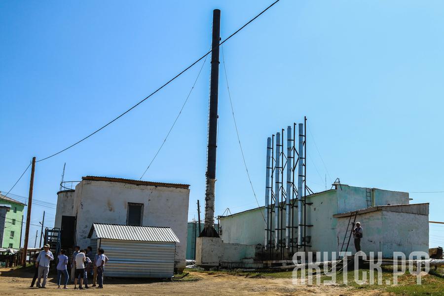 Итоги субботнего объезда: В Кангалассах построят новую котельную