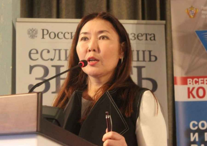 Мария ХРИСТОФОРОВА может составить конкуренцию Игорю НИКИТИНУ по Набережному одномандатному округу
