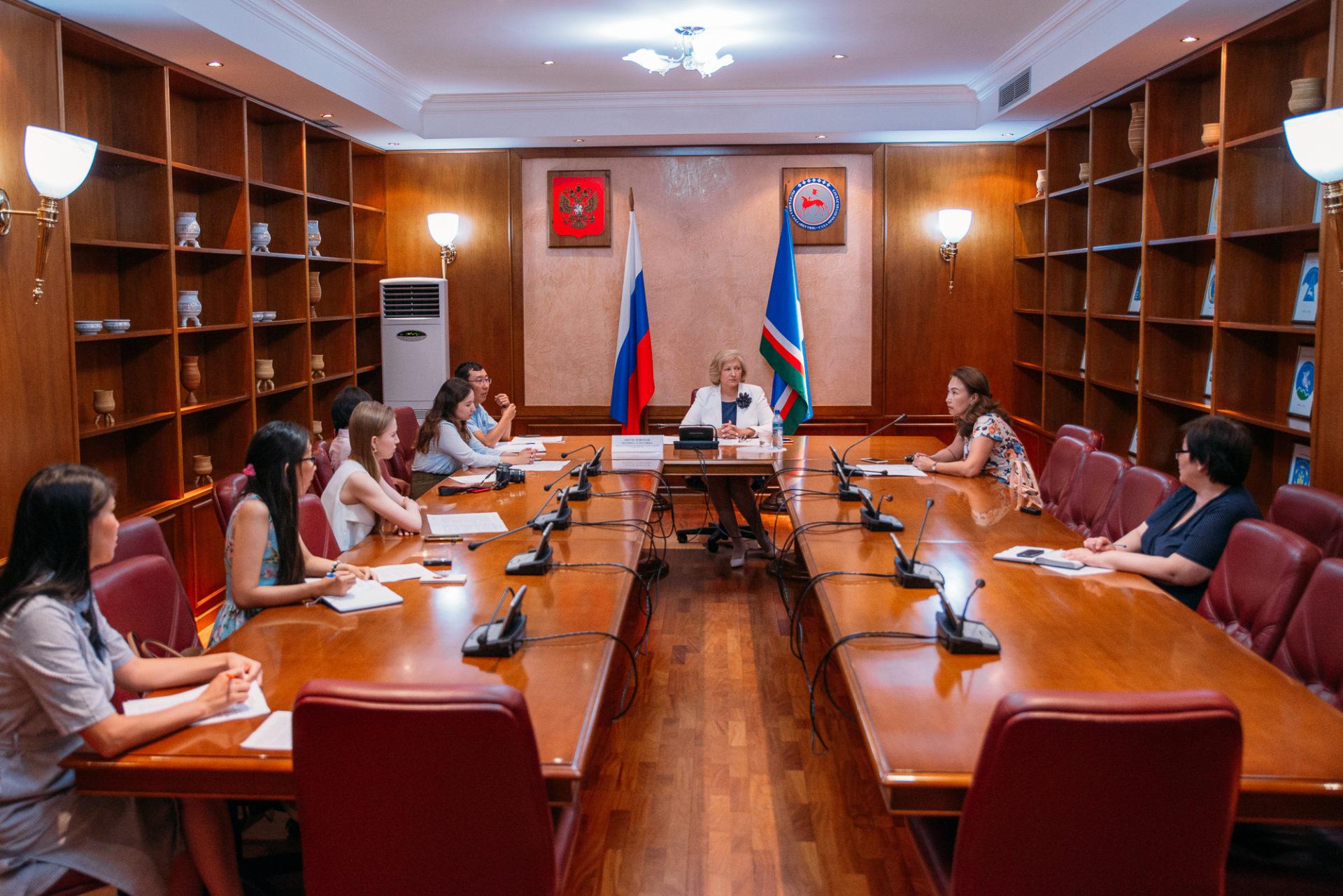 Марина Богословская: «Министерство однозначно будет поддерживать представителей бизнеса, пострадавших от отзыва лицензии у Банка «Таатта»