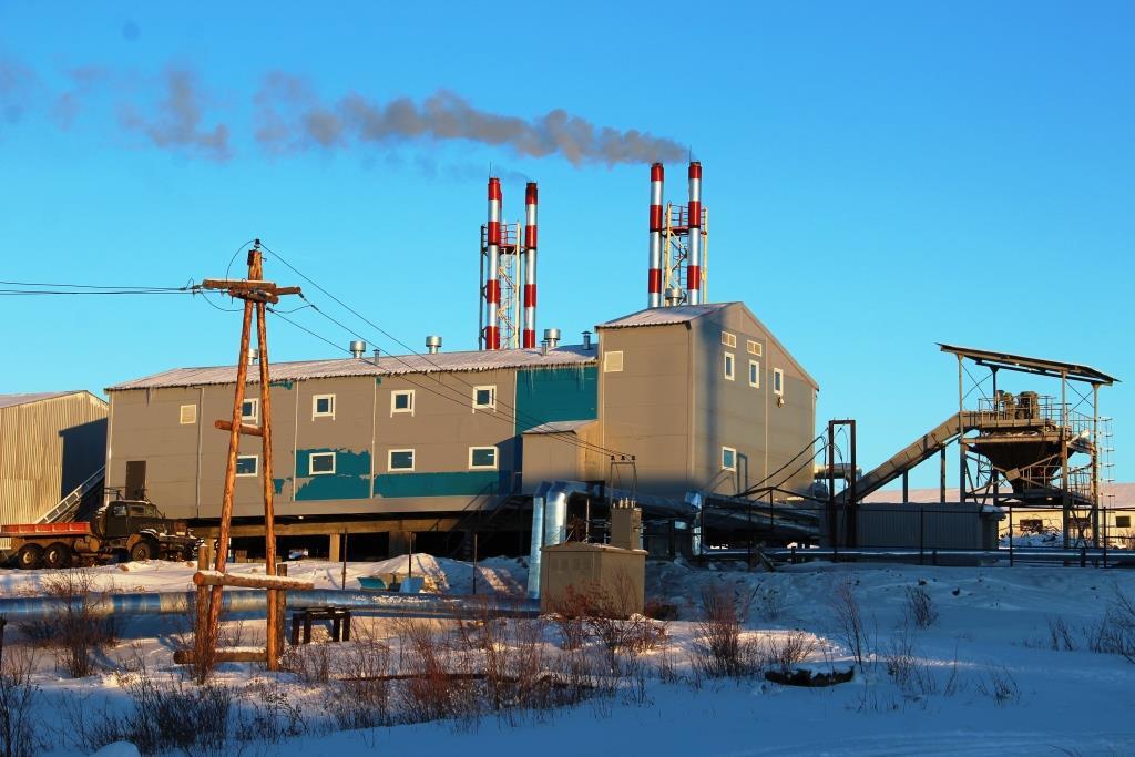В северных районах Якутии стартовал отопительный сезон