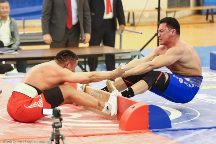 В ноябре в Якутск приедут сильнейшие мас-рестлеры всего мира