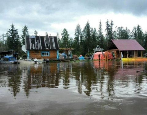 Пострадавшие от весеннего паводка в Якутии получат 236 миллионов рублей из федерального резерва