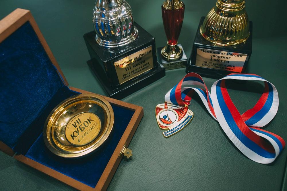 Команда стрелков Якутии вернулась с золотыми медалями!