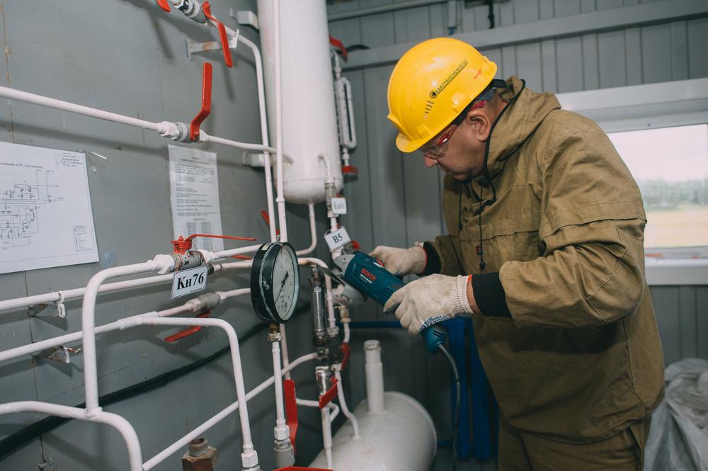 Задача — полная модернизация объектов газового хозяйства республики