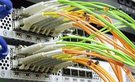 В селе Сунтар ведутся тестовые запуски широкополосного интернета