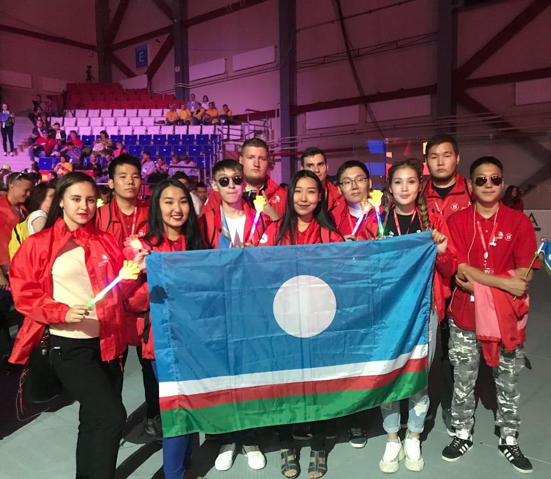 На Сахалине стартовал Финал VI Национального чемпионата