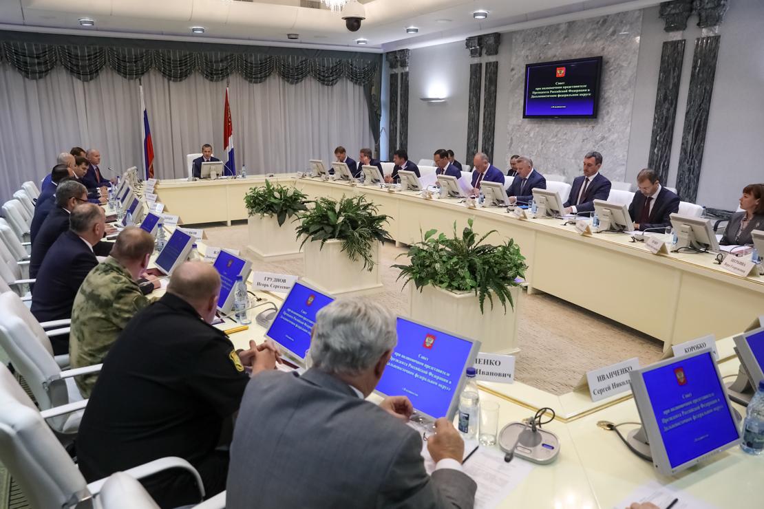 Юрий Трутнев исключил перенос сроков финансирования регионов ДФО по единой субсидии