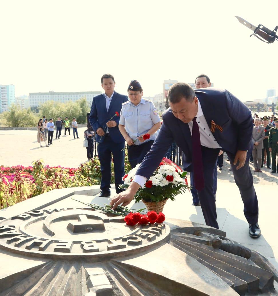 Александр Саввинов: Курская битва продемонстировала всему миру стойкость и героизм нашего народа