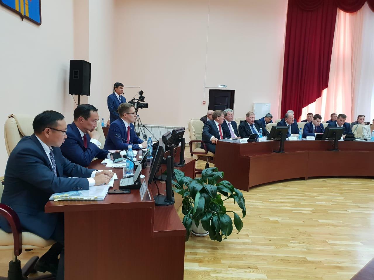 Айсен Николаев: «Развитие промышленности крайне важно для Якутии»