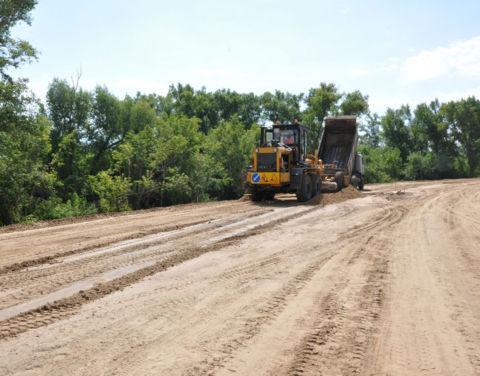 Пострадавшие от паводка районы Якутии получат средства из республиканского бюджета на восстановление автодорог