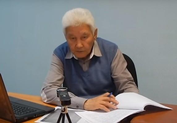 "Николай СЕДАЛИЩЕВ: ""Балыыҥкалаатылар"""