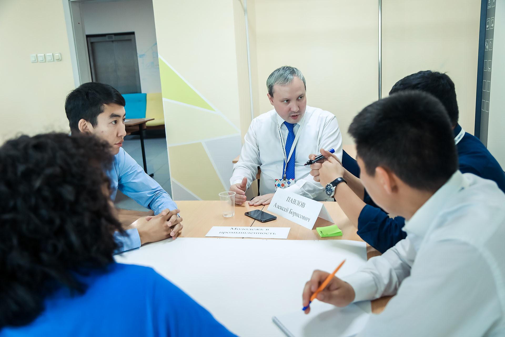 Что предлагают участники съезда молодежных правительств Дальнего Востока.