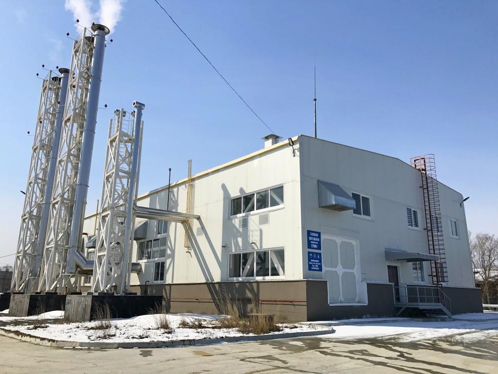 В Усть-Алданском улусе ликвидировали возгорание котельной