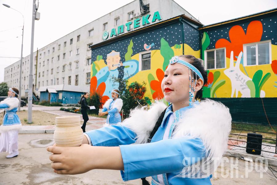 В честь Дня города открылся новый арт-объект «Хомус»