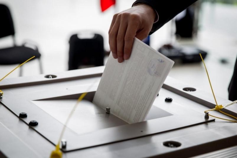 В городском ТИК подвели окончательные итоги выборов в Думу