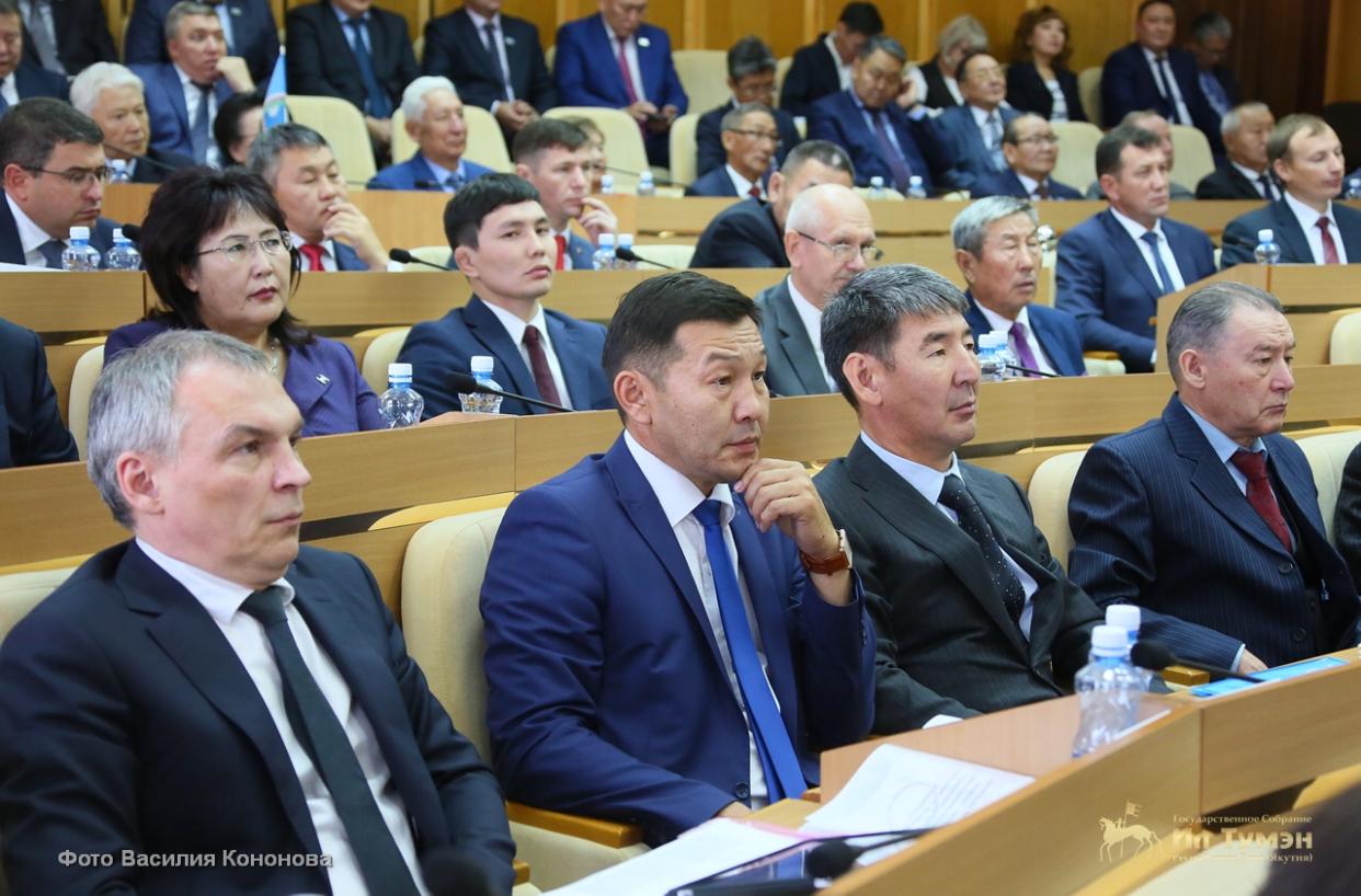 Утвержден список счетной комиссии по избранию руководства Ил Тумэна