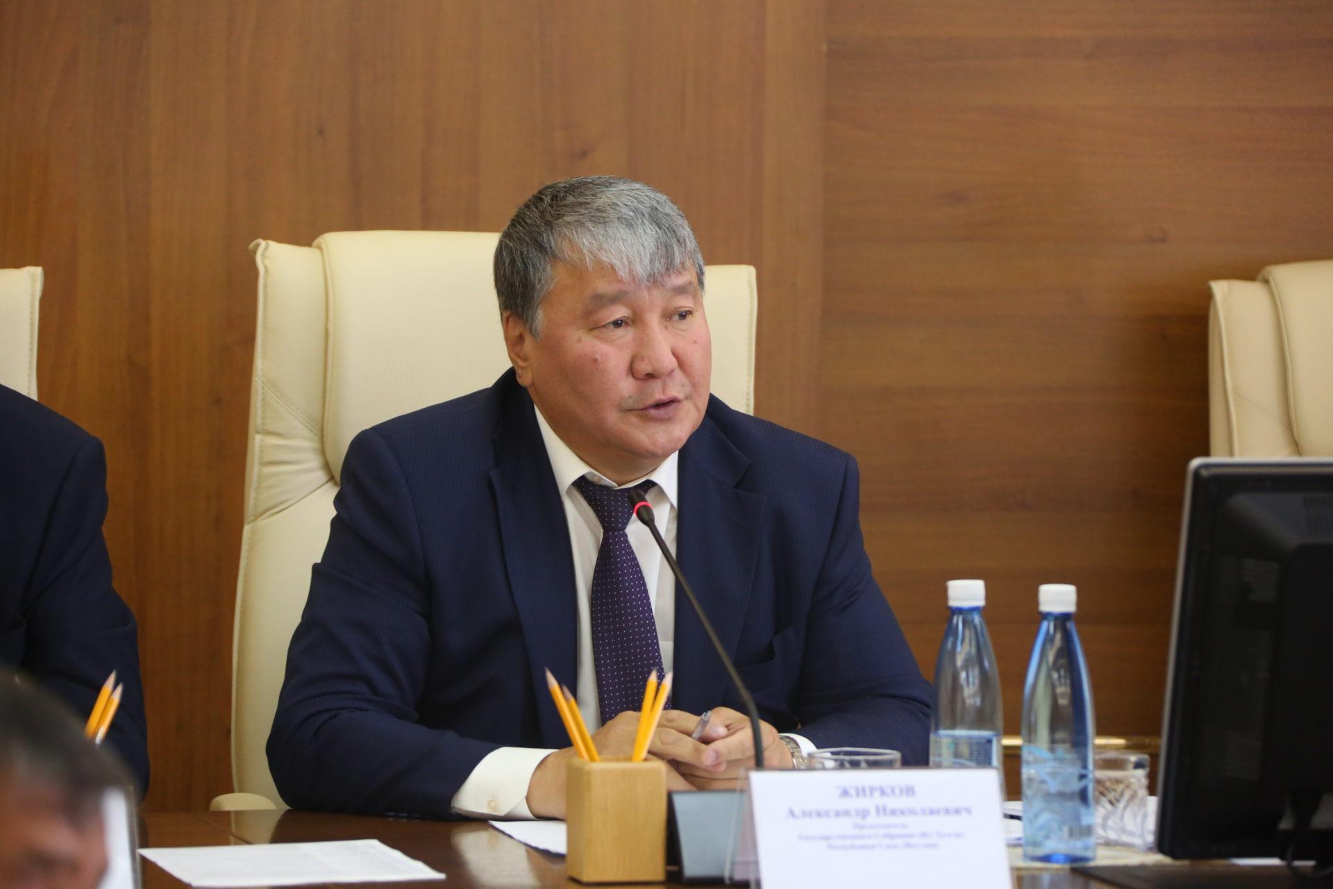 Депутаты Ил Тумэна: «Спикером парламента должен стать опытный человек»
