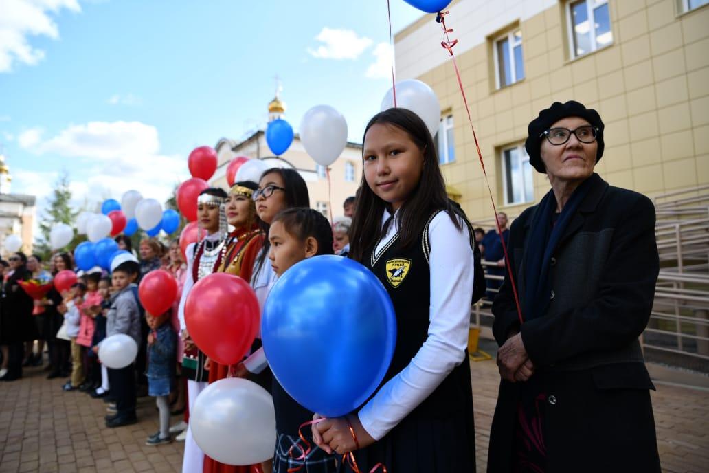 Детский реабилитационный центр «Харысхал» Мирнинского района справил новоселье