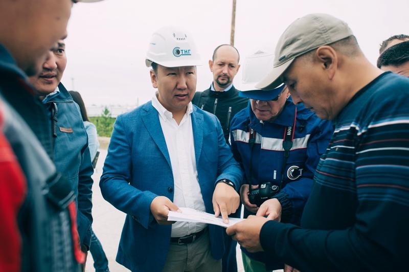Инженеры АО «Сахатранснефтегаз» одержали убедительную победу на выборах в Ил Тумэн