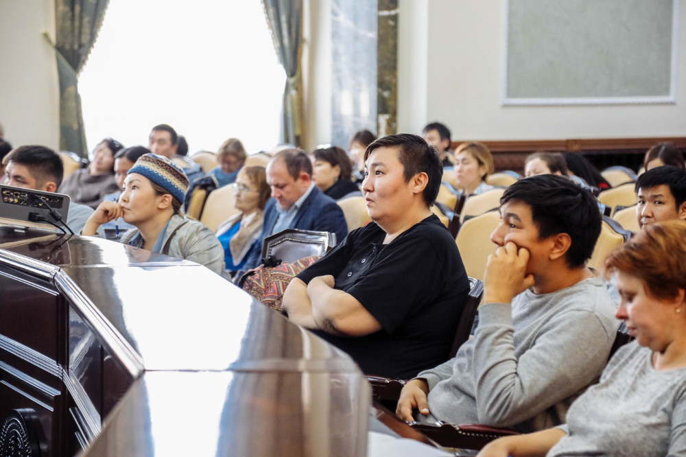 В Якутске состоялся семинар Народный бюждет-2019»