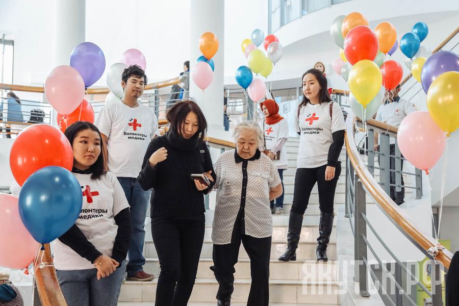 День города: Ярмарку здоровья посетило более тысячи человек