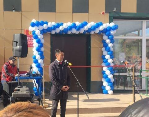В г. Ленске состоялось торжественное открытие логистического Центра по сбыту сельскохозяйственной продукции