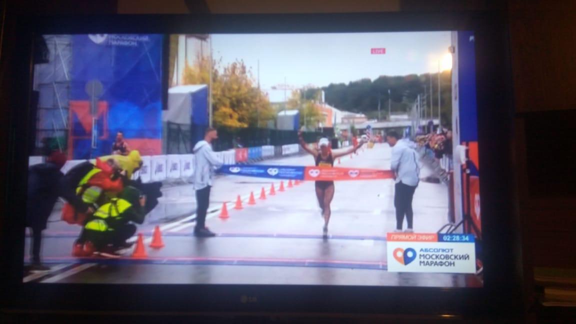 Япония жди Якутию. Сардана Трофимова стала чемпионкой Кубка России с рекордным временем