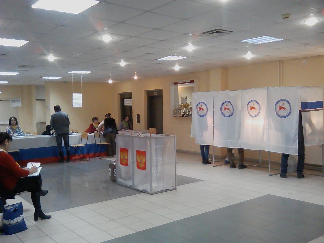 В Якутии завершился Единый день голосования