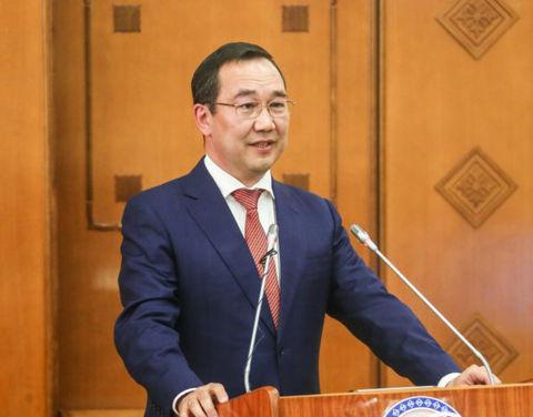 Айсен Николаев выступил с законодательной инициативой в поддержку региональных льгот