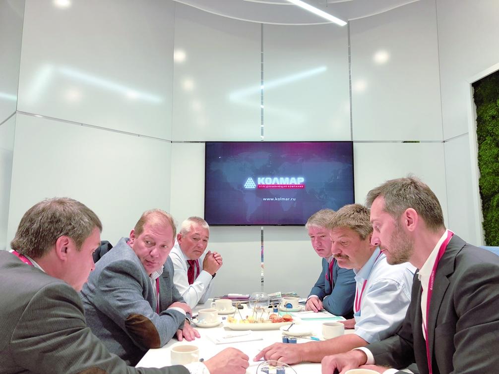 Железные дороги Якутии приняли участие в ВЭФ-2018
