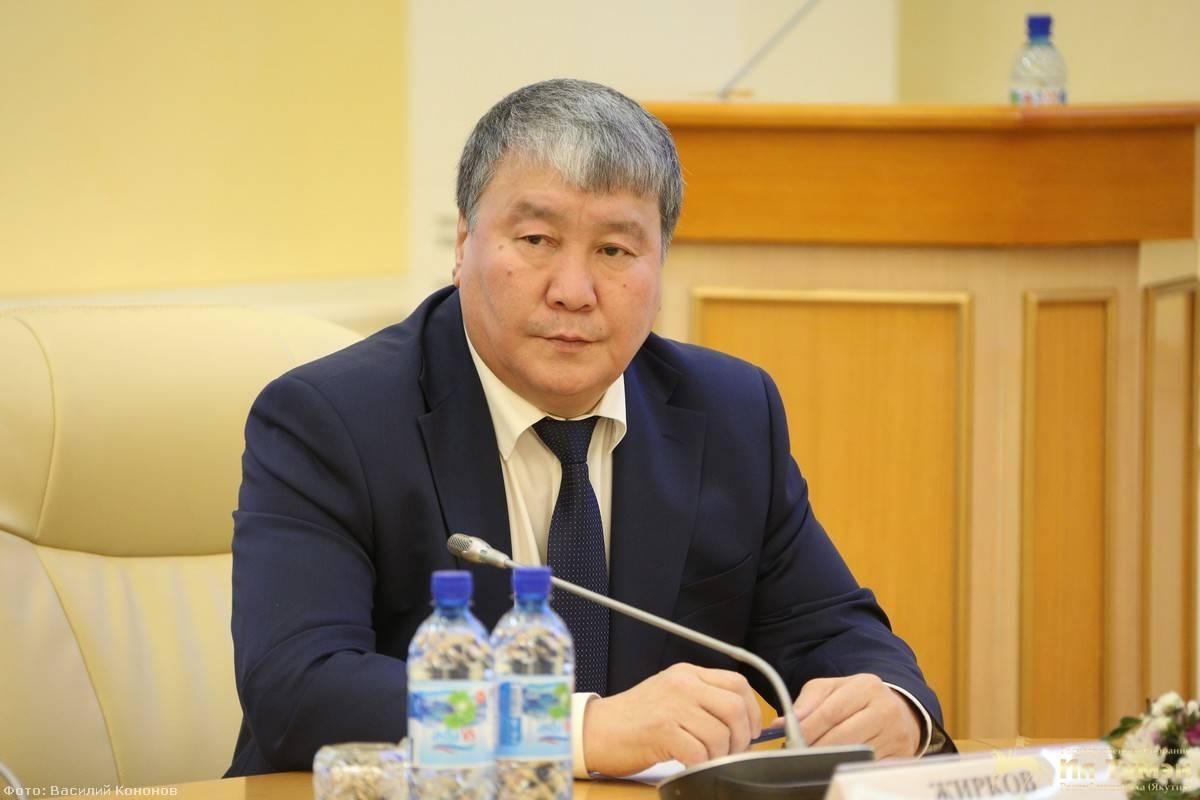 Александр Жирков не будет спикером Госсобрания Якутии?
