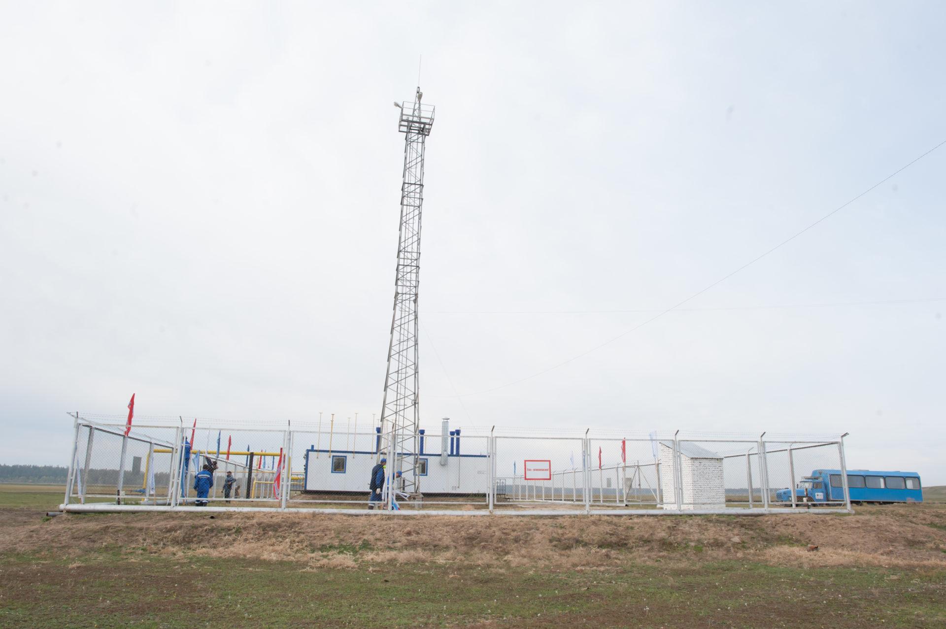 Сахатранснефтегаз: в Вилюйске запускается новая АГРС