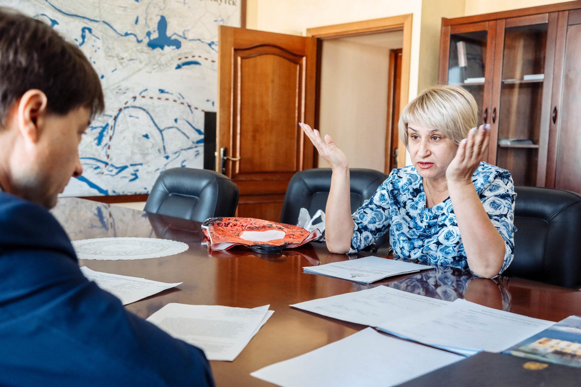 В Якутске прошел Единый информационный день